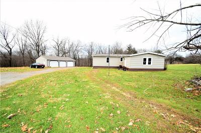 Single Family Home Sold: 1860 Campground Rd