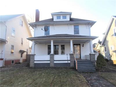 Elyria Single Family Home For Sale: 509 Park Ave