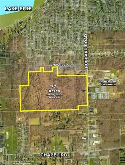 Lake County Residential Lots & Land For Sale: 1800 Hubbard
