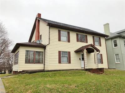 Muskingum County Single Family Home For Sale: 819 Fairmont Ave