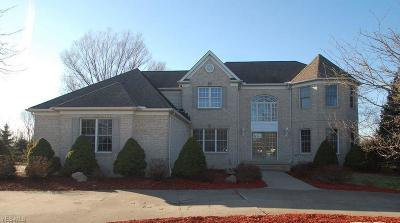 Solon Single Family Home For Sale: 5600 Saddle Ln