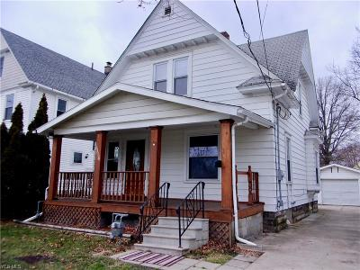Lorain Single Family Home For Sale: 1316 West 7th St
