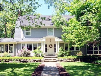 Cuyahoga County Single Family Home For Sale: 2238 Devonshire Dr