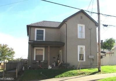 Guernsey County Single Family Home For Sale: 1452 Beatty Ave