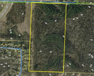 Muskingum County Residential Lots & Land For Sale: Military Rd