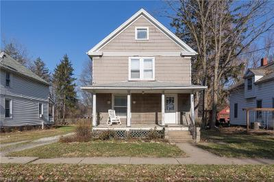 Medina Single Family Home For Sale: 221 East North St