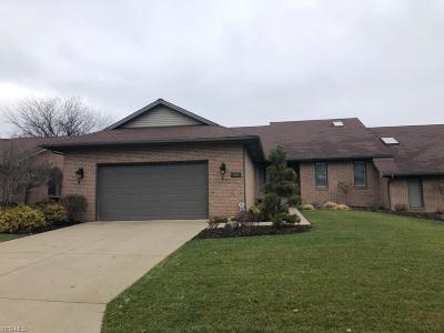 Canfield OH Condo/Townhouse For Sale: $339,900