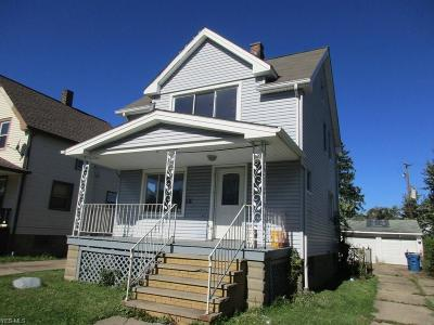 Parma Single Family Home For Sale: 3814 Russell Ave
