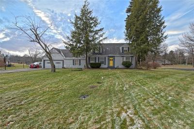 Orange Single Family Home For Sale: 4470 Lander Rd