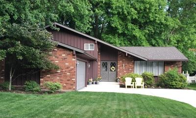 North Olmsted Single Family Home For Sale: 27955 Forestwood Pky