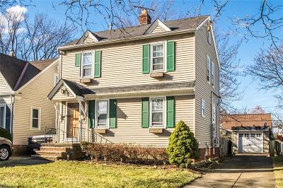 Single Family Home Sold: 4128 West 158th St