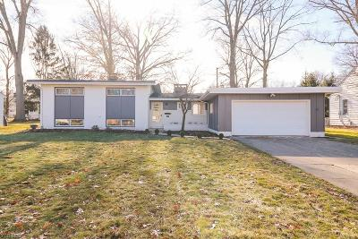 Rocky River Single Family Home For Sale: 22435 Berry Dr