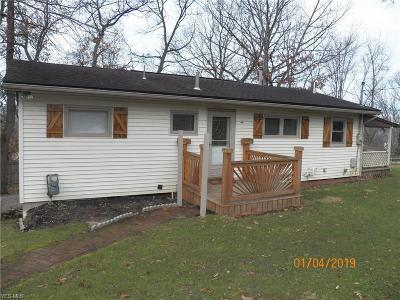 Muskingum County Single Family Home For Sale: 572 Brighton Blvd