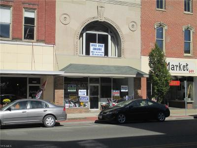 Guernsey County Commercial For Sale: 647-U Wheeling Ave