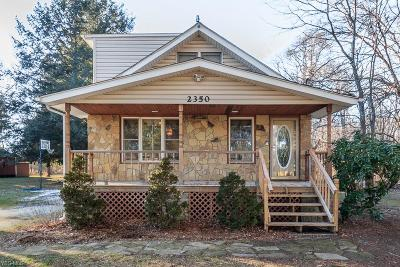 Madison Single Family Home For Sale: 2350 Dock Rd