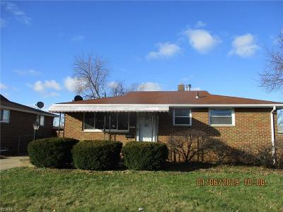 Single Family Home For Sale: 6364 Sandfield Dr