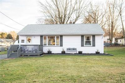Austintown Single Family Home For Sale: 3819 Huntmere Ave