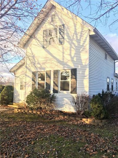 Lorain County Single Family Home For Sale: 724 Erie St
