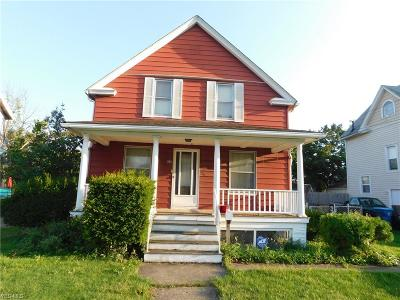 Lorain Single Family Home For Sale: 125 West 26th St