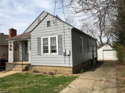 Muskingum County Single Family Home For Sale: 515 Taylor St