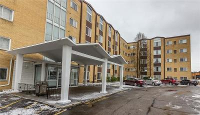North Olmsted Condo/Townhouse For Sale: 25735 Lorain Rd #514