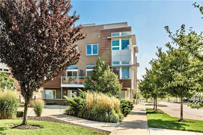Cleveland Condo/Townhouse For Sale: 7404 Father Frascati Dr