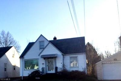 Single Family Home Sold: 5926 Maplewood Rd