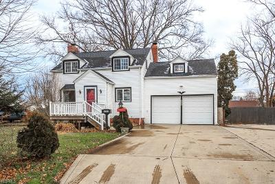 Mentor Single Family Home For Sale: 4795 Brooksdale Rd