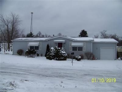 Chesterland Single Family Home For Sale: 8701 Mayfield Rd. #176