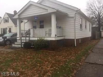 Single Family Home For Sale: 14209 Saint James Ave