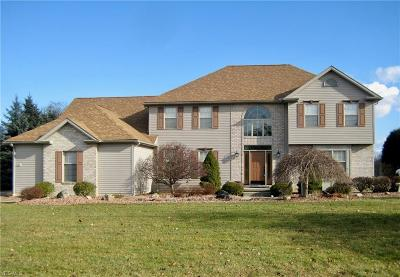 Canfield Single Family Home For Sale: 4640 Bunny Trl