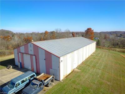 Guernsey County Commercial For Sale: Fairdale Ln