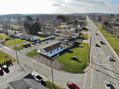 Licking County Commercial For Sale: 1303 West Main St