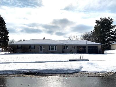 Austintown Single Family Home For Sale: 503 Westgate Blvd