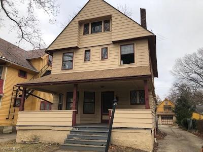 Cleveland Single Family Home For Sale: 1757 Wickford Rd