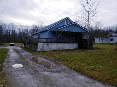 Garrettsville Single Family Home For Sale: 12847 State Route 422