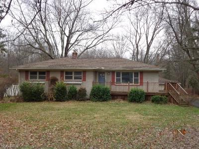 North Ridgeville Single Family Home For Sale: 32936 Chestnut Ridge Rd