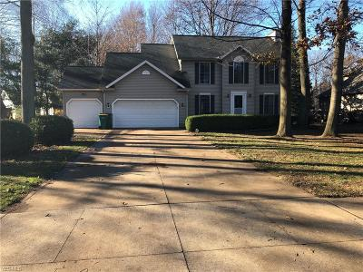Mentor Single Family Home For Sale: 5472 Wixford Ln