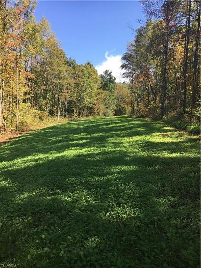 Guernsey County Residential Lots & Land For Sale: 63975 Rosedale Rd