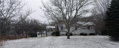 Huron County Single Family Home For Sale: 2068 Butler Rd
