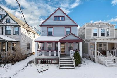 Cleveland Single Family Home For Sale: 6515 Fir Ave