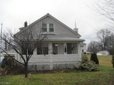 Single Family Home For Sale: 4354 State Route 305