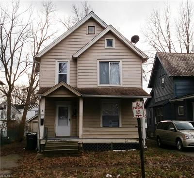 Elyria Single Family Home For Sale: 224 Gates Ave