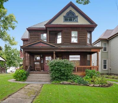 Single Family Home For Sale: 637 East Lincoln Way