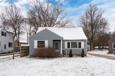 North Olmsted Single Family Home For Sale: 24231 Gessner Rd