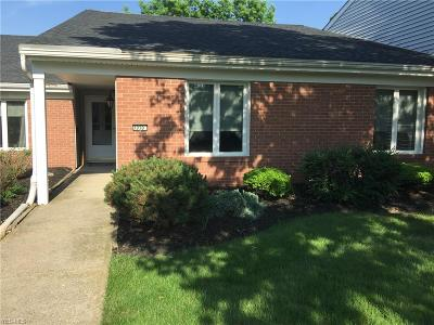Medina County Condo/Townhouse For Sale: 1030 North Jefferson St