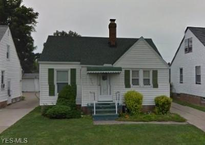 Parma Single Family Home For Sale: 5514 Westlake Ave