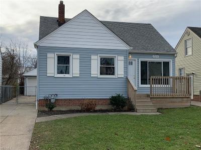 Willowick Single Family Home For Sale: 29244 Barjode Rd