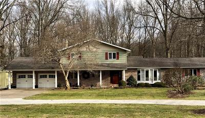 Seville Single Family Home For Sale: 9313 Rawiga Rd