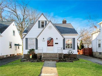 Single Family Home For Sale: 14527 Glencliffe Rd